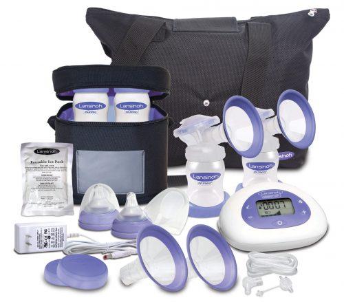 Lansinoh Signature Pro Double Electric Breast Pump Insurance