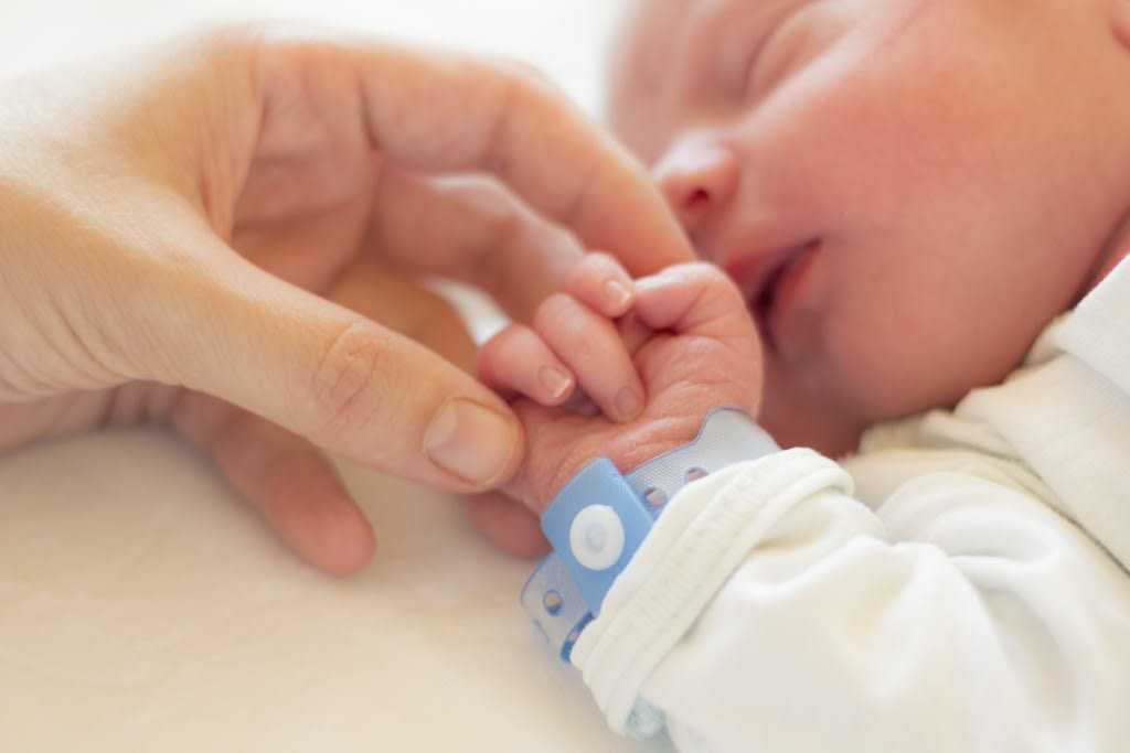nursing baby newborn