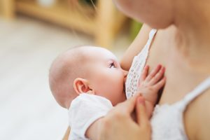 Breastfeeding isn't always all joy or all pain, it often lands somewhere in-between.