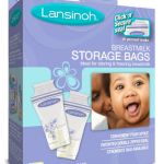 Lansinoh® Breast Milk Storage Bags are a lifesaver for pumping mamas