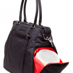 Sarah Wells Pumping Bag helps to carry everything pumping mamas need
