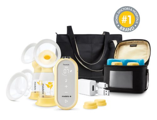 The Medela Freestyle Flex